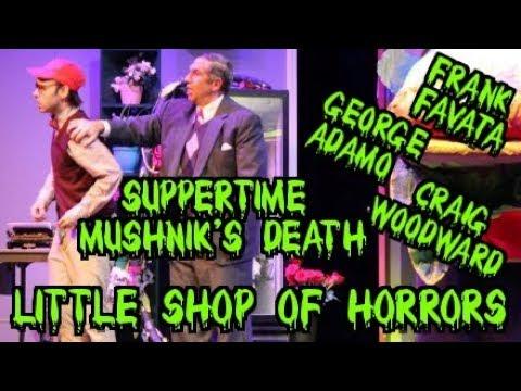 Suppertime/Mushnik's Death - Little Shop of Horrors - November 2015