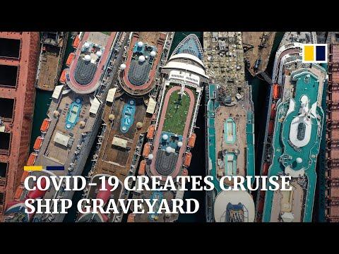 Turkey's ship-breaking business steams ahead as coronavirus sinks global cruise liner industry