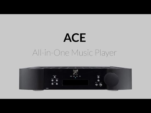 ACE All-in-One Music Player
