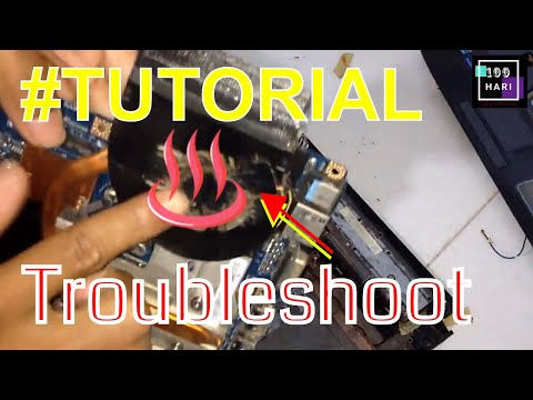 How to Fix Laptop Crash Full Repair | LCD, Fan, Processor, Motherboard, Over Head