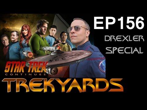 Trekyards EP156 - Star Trek Continues with Doug Drexler