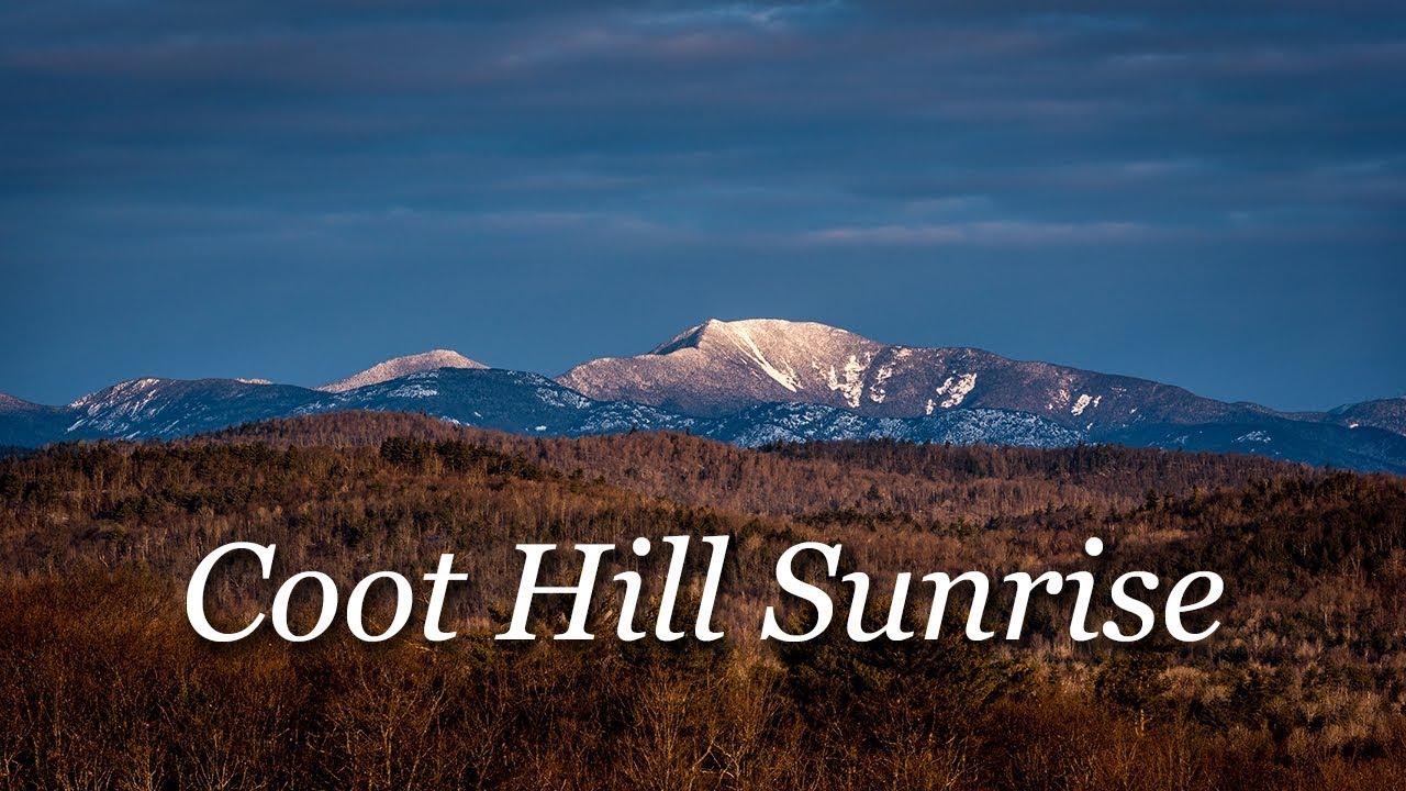Download Coot Hill Sunrise | Adirondacks