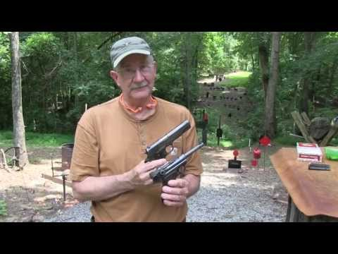 Luger vs 1911 from YouTube · Duration:  24 minutes 10 seconds