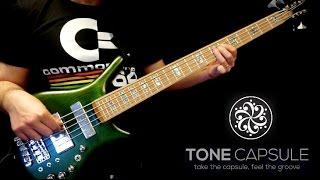 Darkglass Electronics Tone Capsule - onboard bass preamp demo