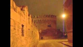 28.11.14. Баку. Вечерняя прогулка по крепости(Спасибо за просмотр. Жмите на