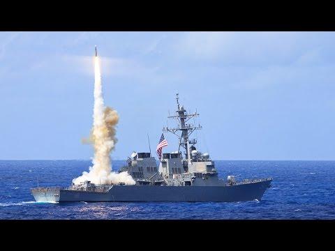 US Navy Now Shooting At Yemen