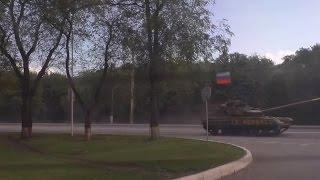 Russian Military Equipment Movement In Ukraine