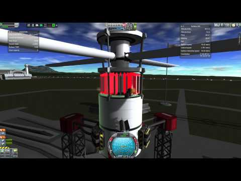 Kerbal Space Program: Turbines