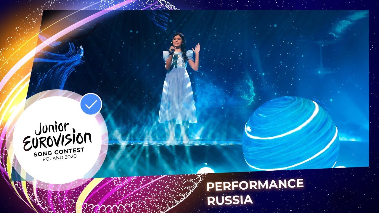 Russia 🇷🇺 - Sofia Feskova - My New Day at Junior Eurovision 2020
