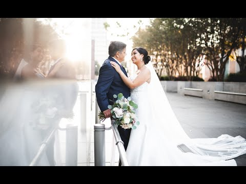 R&K Downtown San Jose Wedding Sneak Peek