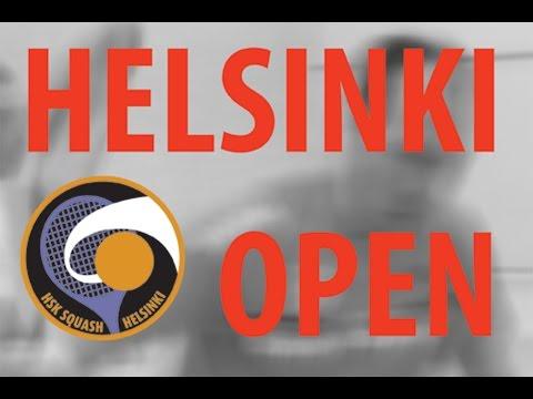 Helsinki Open 2015 day 1
