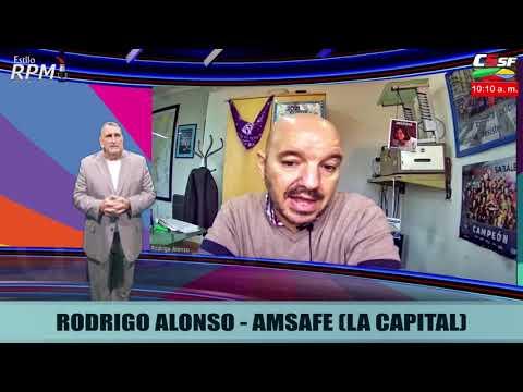 Rodrigo Alonso: La presencialidad hoy es peligrosa
