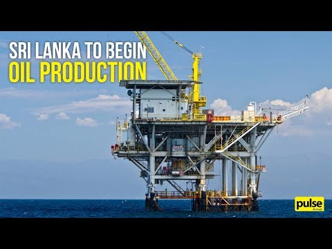 Sri Lanka to Produce Oil