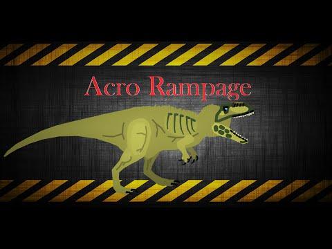 Acrocanthosaurus Rampage