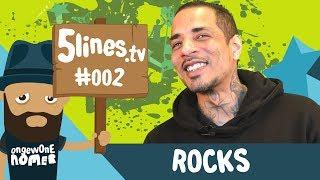 5LINES.tv #002 ROCKS over o.a. RONNIE FLEX, STEEN en MOCROMANIAC