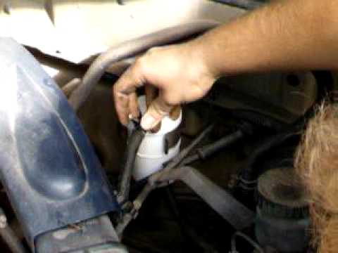 nissan sunny net how to change fuel filter, place the crimping Car Fuel Filter nissan sunny net how to change fuel filter, place the crimping mechanism back