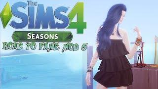 The Sims 4 :Road To Fame Mod[5]#สู่ดวงดาว