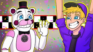 Funtime Freddy Returns! | Minecraft FNAF Roleplay