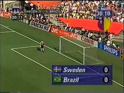 Sweden vs Brazil   Semi final 1994 FIFA World Cup   YouTube
