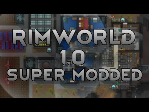 7] Climate Control & Expanded Growing | RimWorld 1 0 Super