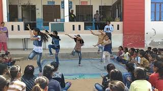Morni Banke song brilliant School rajnota dance choreography by Sunil baswal