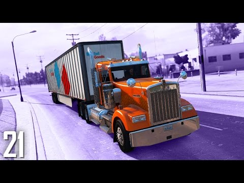 American Truck Simulator | Part 21