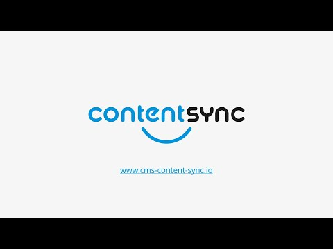 Content Sync Introduction thumbnail