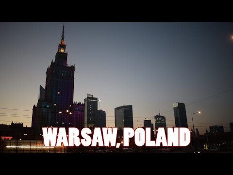 180 Seconds in Warsaw, Poland | Travelling Tom