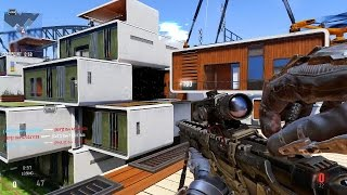 "Advanced Warfare ""PERPLEX"" Map Gameplay - Ascendance DLC Map Pack #2"