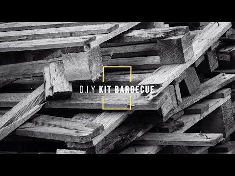 DIY Kit Barbecue