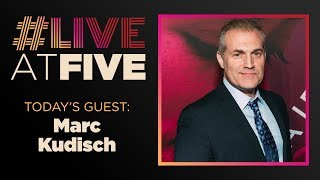 Broadway.com #LiveAtFive with Marc Kudisch from GIRL FROM THE NORTH COUNTRY