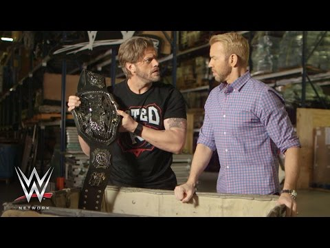 What's Virgil doing in the WWE warehouse?: WWE Network