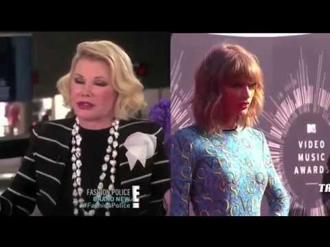 Joan Rivers Fashion Police 2015 | Parody Tribute