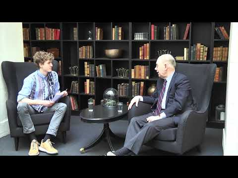 John Mearsheimer on: EU or NATO as the keepers of peace