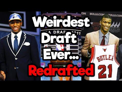 Redrafting The 2011 NBA Draft - The Weirdest NBA Draft Ever?