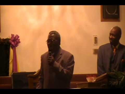 Apostle Curtis Dubose