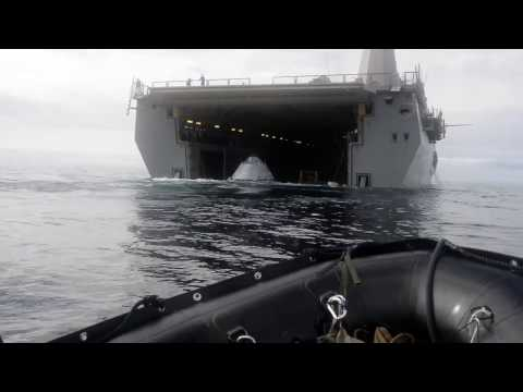 NASA: Orion Spacecraft Recovery