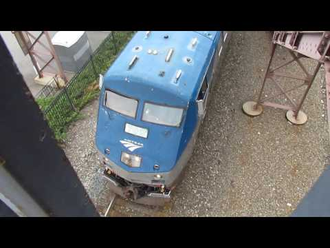 Thumbnail: Amtrak P32AC-DM #700 w/ Train 290 at Rhinecliff