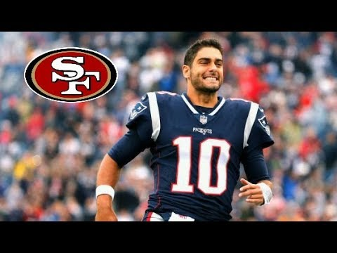 BREAKING NEWS: San Francisco 49ers Acquire QB Jimmy Garoppolo in Trade with The New England Patriots