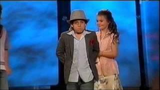 Benjamin Wahlgren - Hej Sofia (Lilla Melodifestivalen 2006)