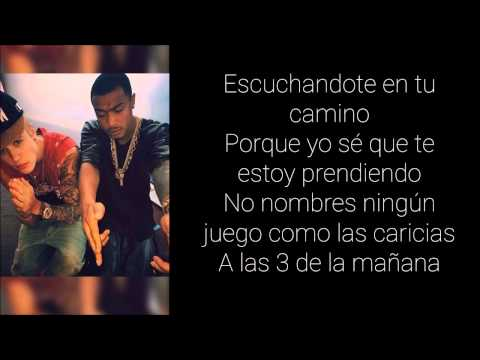 Khalil - Time For Bed Ft. Justin Bieber (LETRA EN ESPAÑOL HD + DESCARGA)
