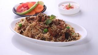 Hyderabadi Kheema Biryani..