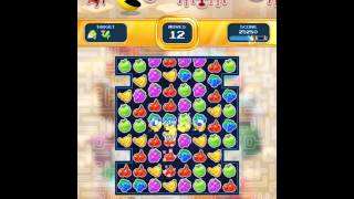 Pac-Man Puzzle Tour Level 105 Gameplay Walkthrough No Boosters