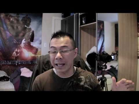 Thumbnail: Transformers Dark of the Moon Theatrical Trailer REACTION by Ragin Ronin Review