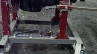 The Engine Test Stand Part 1