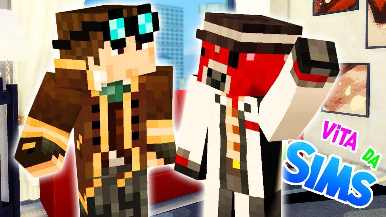 Download COME SI SONO CONOSCIUTI LYON E CICO! 😲 - Vita da Sims #5