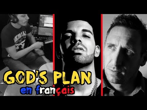 Drake - God&39;s plan traduction en francais COVER ft Joey Drummer