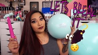 L'Oreal Hair Expert Extraordinary Clay BALL SURPRISE!! LETS CRACK IT OPEN!