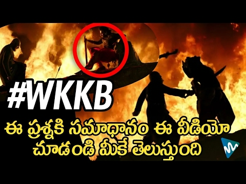 Thumbnail: REASON Why KATTAPPA KILLED Baahubali REVEALED ? | Bahubali 2 The Conclusion TRAILER Review | #WKKB