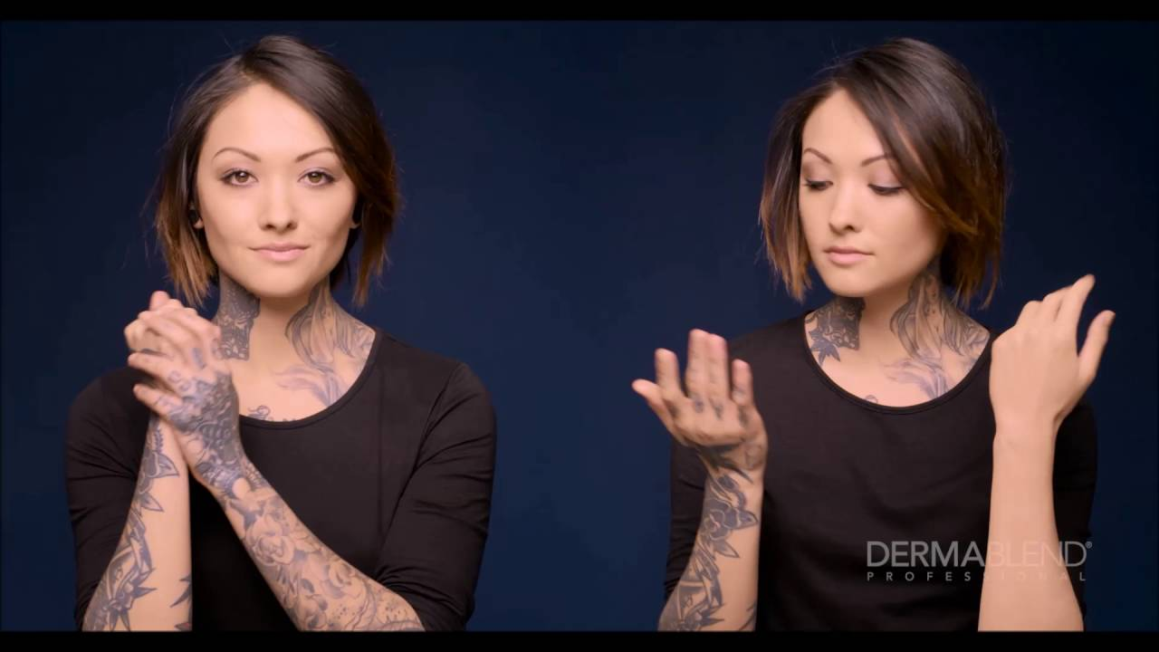 Dermablend How To Cover Tattoos | Ulta Beauty - YouTube